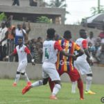 Toothless Hearts of Oak share the spoils with struggling Karela United