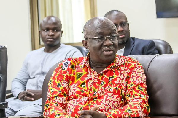 Kia Terminal 1 rent agreement to generate over US$5.3m - Kofi Adda