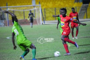 VIDEO: Watch all goals and highlights of Kotoko's 3-1 win over Bechem United