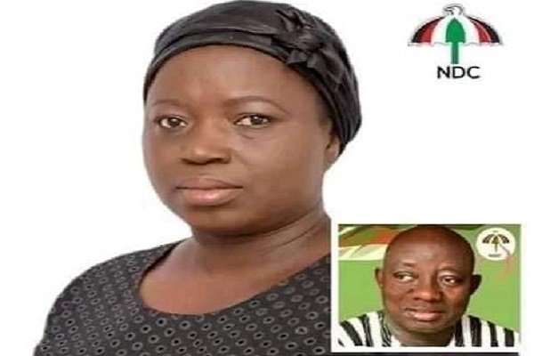 2020: Lydia Adakudugu replaces late husband as MP