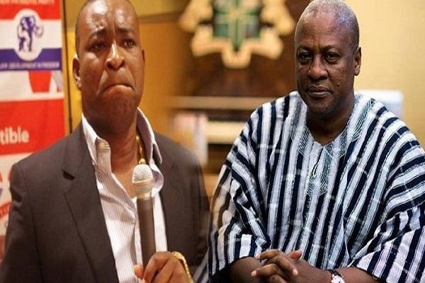 Wontumi wades into Mills' death saga, calls Mahama a 'political killer'