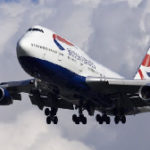 Plane carrying Nigerians struggles to land at Heathrow Airport