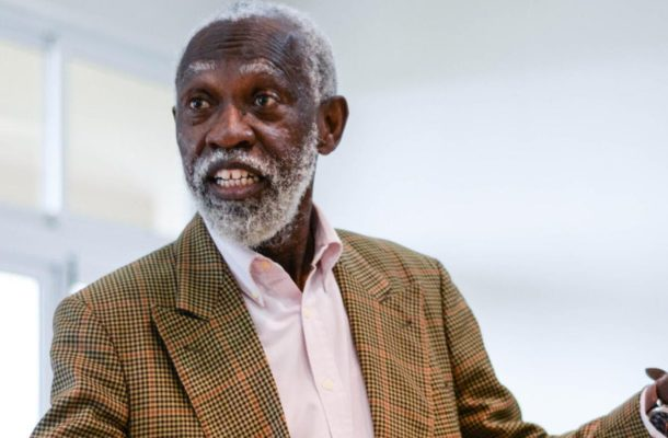 Turn a new leaf or you'll be prostitutes - Prof Adei to Ejisuman girls