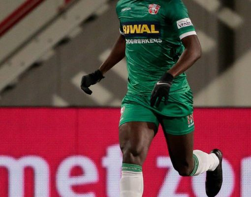 VIDEO: Robin Polley scores a peach of a goal for on loan club FC Dordrecht in Eerste Division