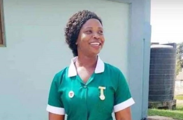 Parliament calls for swift justice for murdered nurse Ruth Eshun
