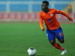VIDEO: Samuel Owusu scores in Al Fayha's heavy defeat