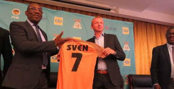 Chipolopolo coach unveiled