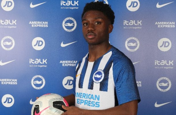 Tariq Lamptey among top 5 young players to watch in EPL this season
