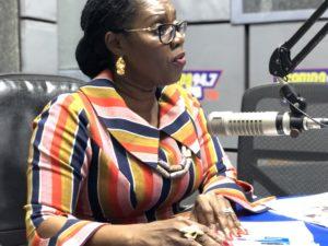 Naana Opoku-Agyemang won't cure 'indecisive, incompetent' Mahama - Ursula Owusu