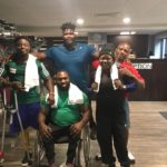 Paralympic 2020 Qualifiers: Para Powerlifters with Contingents depart to UK
