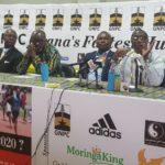 Ghana's Presidential Secretary Nana Bediatuo Asante Launches 2020 Ghana's Fastest Human