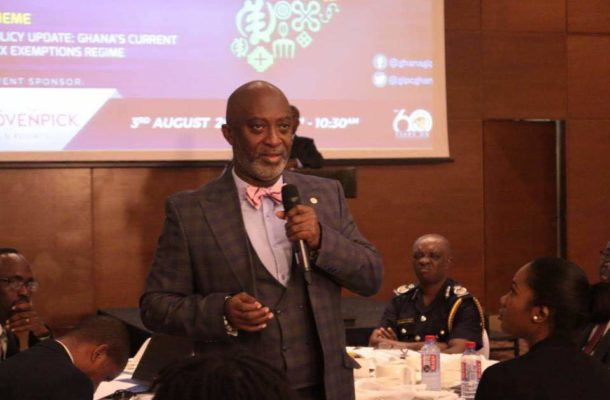 Yofi Grant urges Ghanaian Football Clubs To Put Right Administrative Structures In Place To Attract Investors