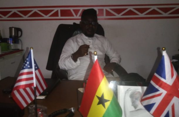 Operation Vanguard was set up to protect Chinese miners - Kwame Acheampong alleges