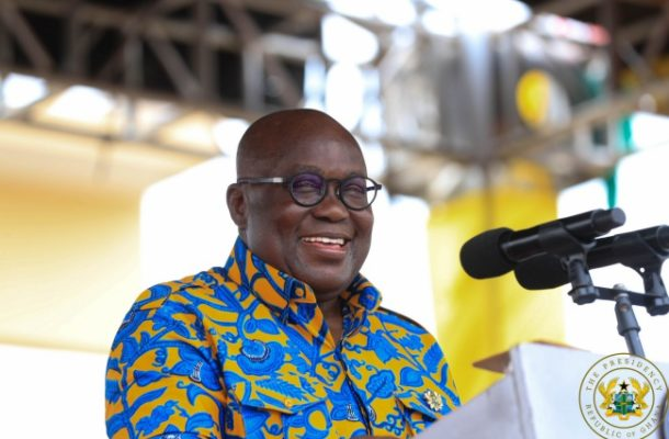 President Akufo-Addo calls for unity after NPP supporters clash at Mampong