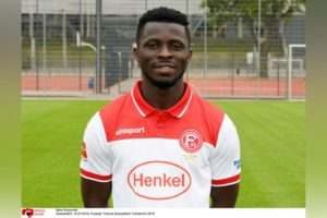 Exclusive: Club Brugge lead chase for Ghana's Nana Ampomah