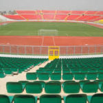 National Sports Authority holds cleaning exercise at Baba Yara Sports Stadium