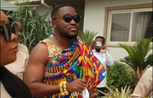 VIDEOS: Traditional wedding of Dr. Osei Kwame Despite's son
