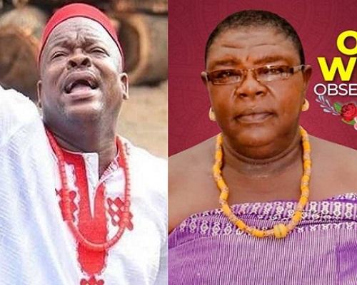 Actor Kwame Dzokoto loses mum