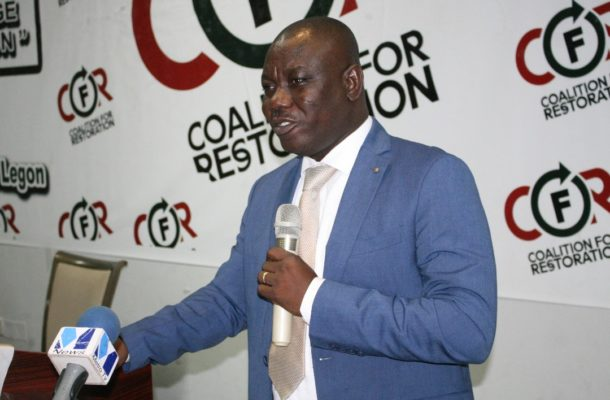 Adongo exposes NPP over plots to sell CBG to Fidelity bank
