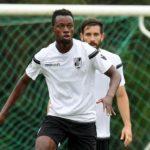 Joseph Amoah suspended for Vitoria Guimarães clash against Belenenses