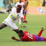 GPL: Asante Kotoko's Justice Blay rules out Hearts of Oak move