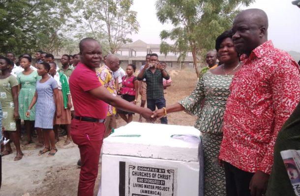 Krobo MCE hails Akufo-Addo over Free SHS