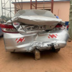 Asempa FM's Kobby Stonne survives car crash