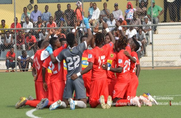 I advised Kotoko to start with 10 men - Dormaa Circles Chairman