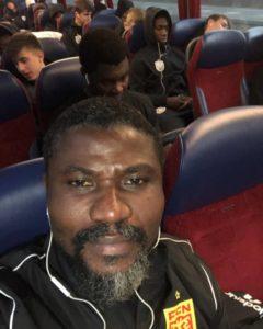 VIDEO: Laryea Kingston to coach Right to Dream and FC Nordsjaelland U-19 teams