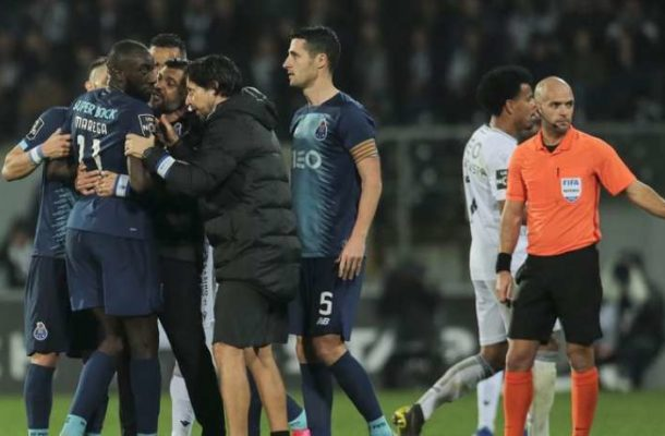 Racism: the world of football supports Moussa Marega