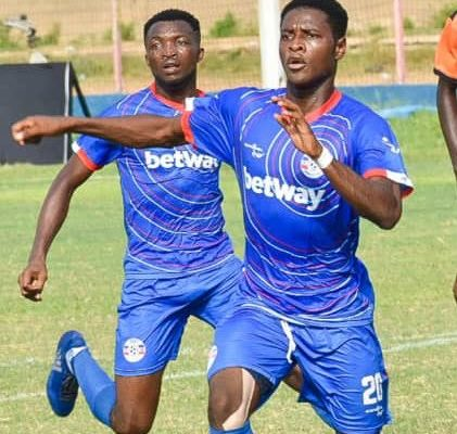 Travel sick Aduana Stars battered by Liberty Professionals