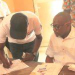 NPP Primaries: Nathaniel Ayettey files nomination to contest Ledzokuku seat
