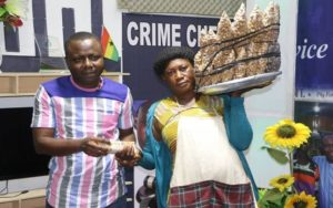 Tiger nut seller who got support from Crime Check Foundation dies during childbirth