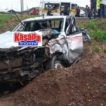AFAG's OPK, 5 others involved in accident