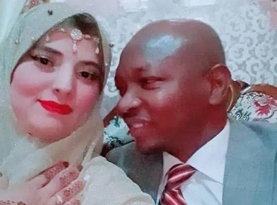 PHOTOS: Ras Mubarak marries Algerian Biochemist as second wife