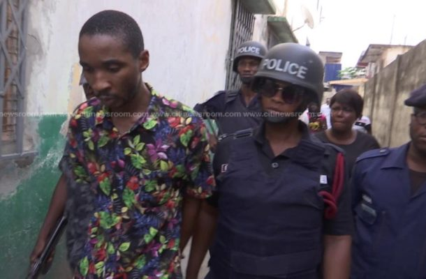 Takoradi kidnapping suspects charged with murder