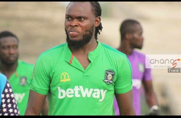 I will score against Kotoko on Sunday - Yahaya Mohammed vows