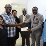 Ghana Cricket Association gets support from Ghana Gas, GCB