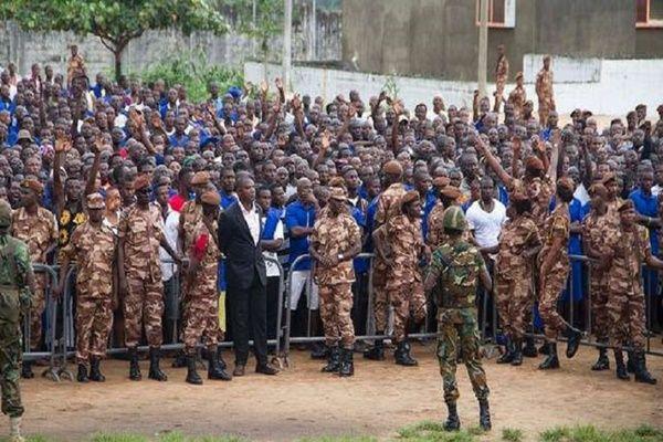 President Akufo-Addo grants amnesty to 808 deserving prisoners