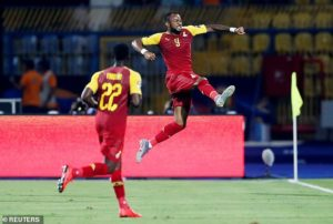 Jordan Ayew and John Boye make Africa best XI squad