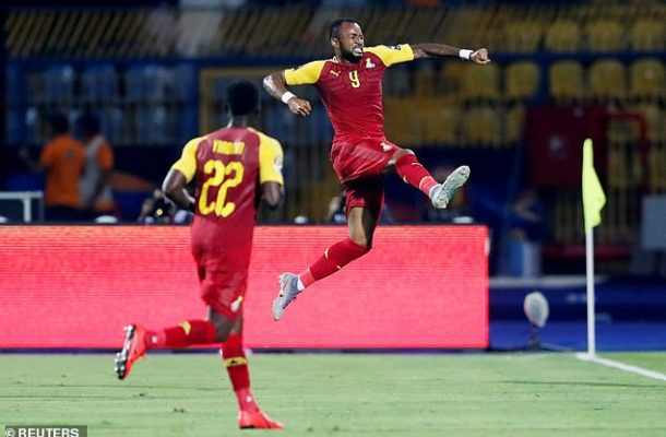 Jordan Ayew and John Boye make Africa best XI squad
