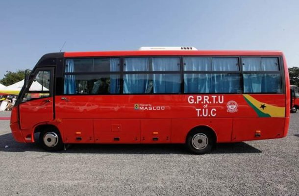 COVID-19: 'Trotro' to reduce number of passengers effective Thursday