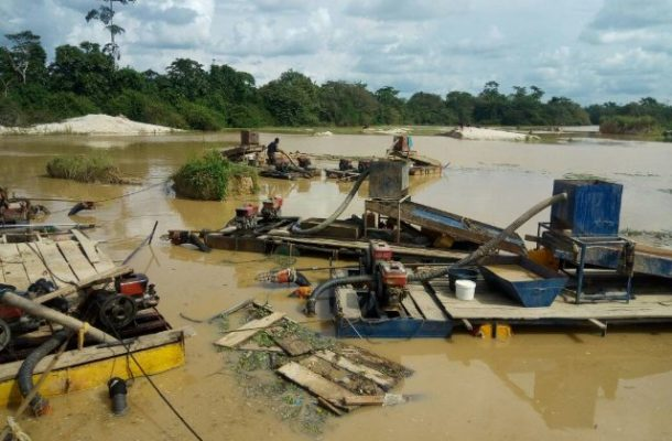 Involve us in galamsey fight - Ghana Institution of Surveyors' plea