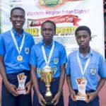 Inter-District Quiz: Tarkwa UMat Basic School retains title