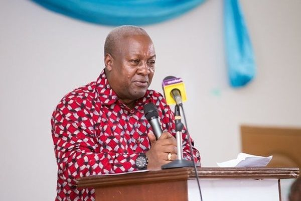 Coronavirus: Imposition of Restrictions Bill 'Dangerous for our democracy' – Mahama