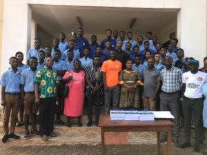CEBSAR-AFRICA supports Ejuraman SHS