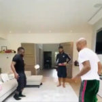 Ayew brothers release their version of 'stay at home challenge' with magnificent display