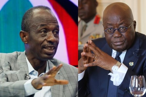 COVID-19: Back your prayers with actions - Asiedu Nketia jabs Akufo-Addo