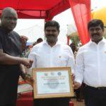 Kingdom Exim Group wins best CSR Organization of the year q