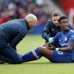 Chelsea's Hodgson-Odoi suffers injury setback in training